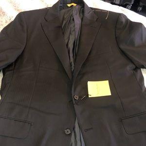 Hickey Freeman By Loro Piana hamilton BLK Jacket